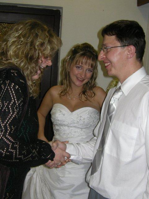 Tereza{{_AND_}}Alan - gratulace ke skvělé nevěstě