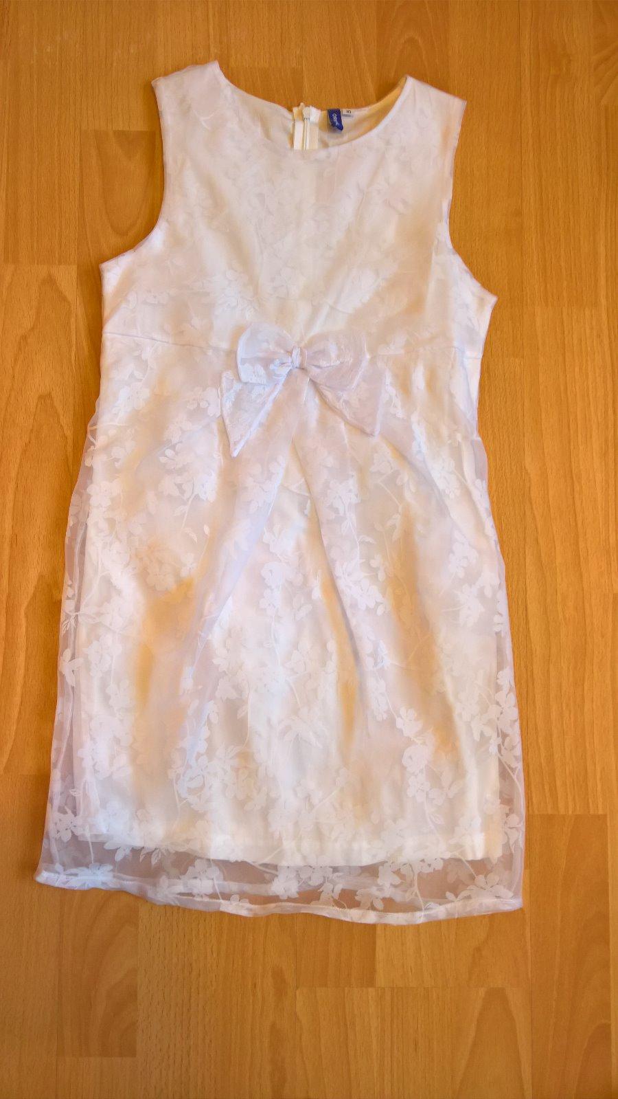 biele šaty pre slečnu - Obrázok č. 3
