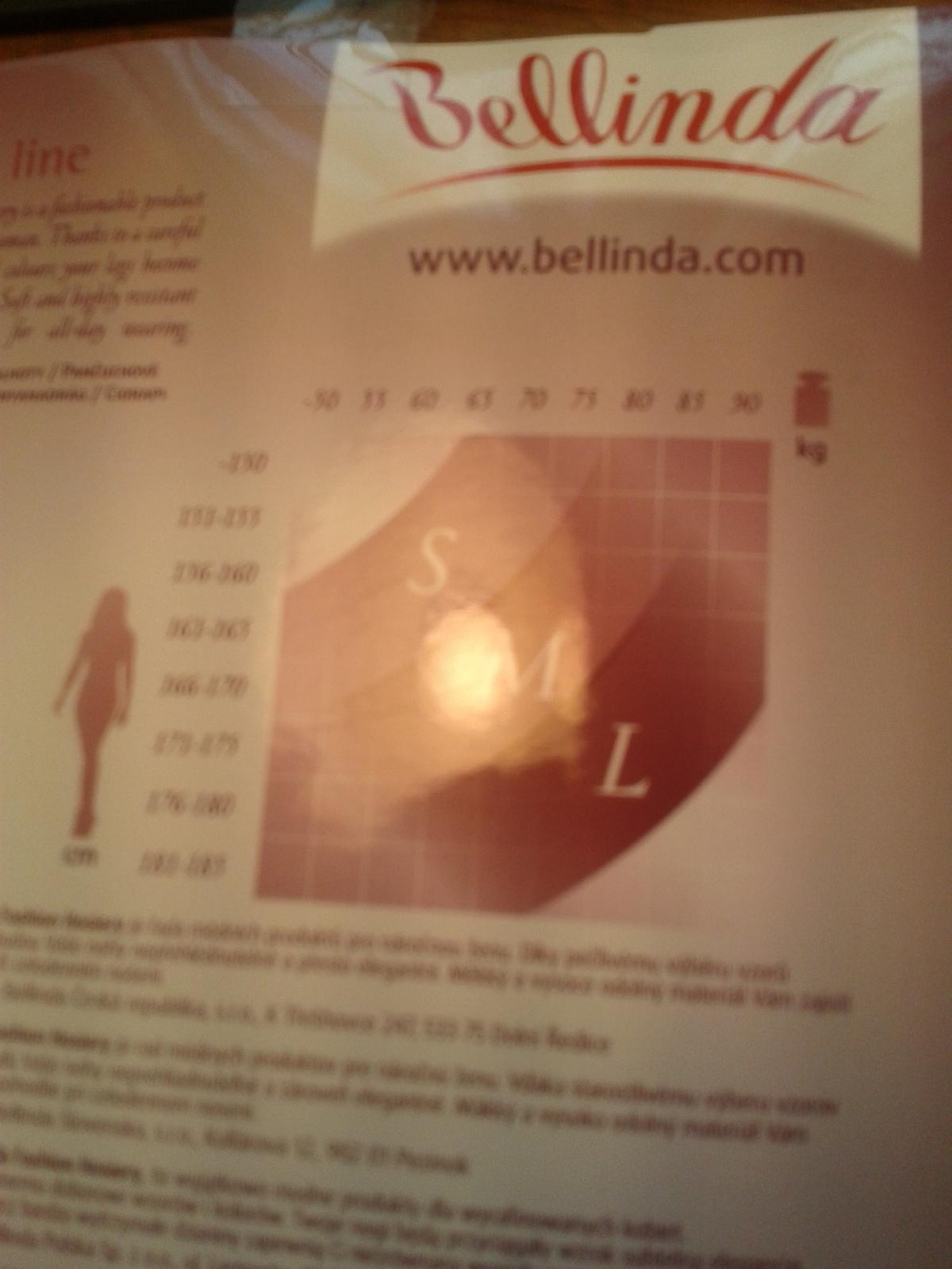 bellinda pancusky S a M - Obrázok č. 2