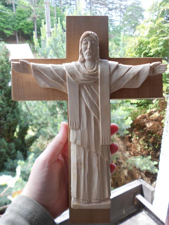 Katka{{_AND_}}Juraj - svadobný krížik z dielne pána Jonisa