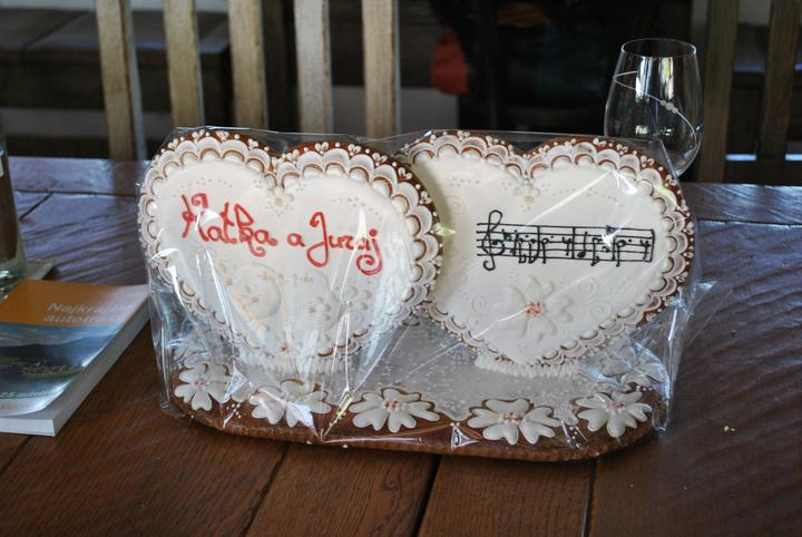 Katka{{_AND_}}Juraj - naša svadobná torta :)