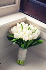 Jedna z mála věcí, v které mám jasno, celá svatba bude provoněná tulipány... <3