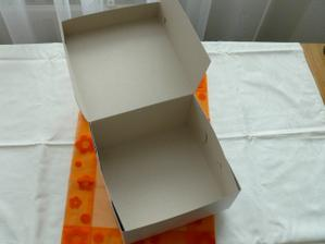 Krabička na výslužku