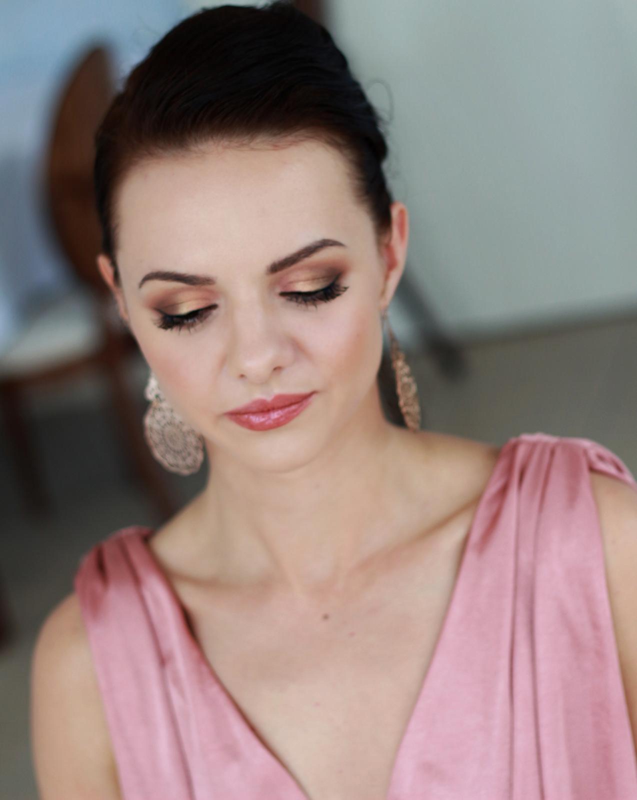 Ličenie, makeupartist Žilina - Obrázok č. 3