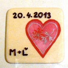 darček pre našich hostí, taktiež zo Sashe, od šikovnej Lubky (http://www.sashe.sk/dobromira1)