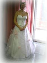 Moje svadobné šaty.