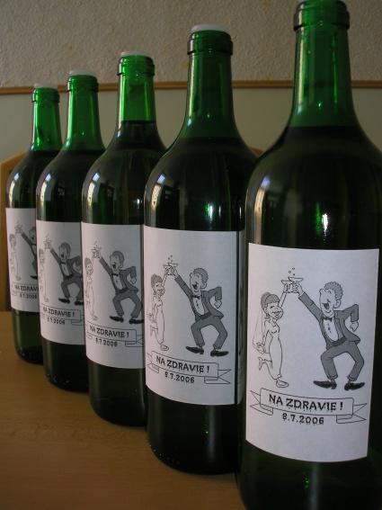 Čo postupne pribúdalo - Aj na víno