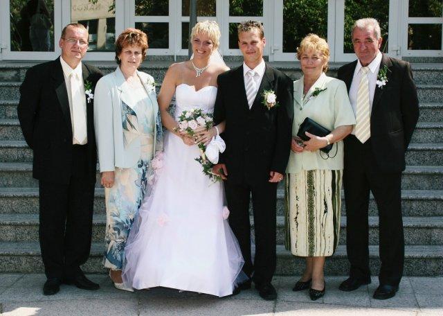 Martina Morávková{{_AND_}}Peter Otrísal - So svadobnými rodičmi