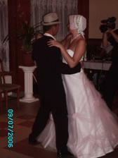 Tanec muža a ženy