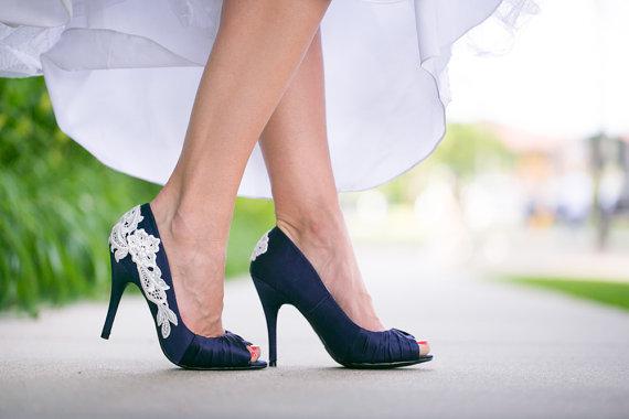 Svatební obuv luxusní - Cena u prodejce po přepočtu: 2200 Kč