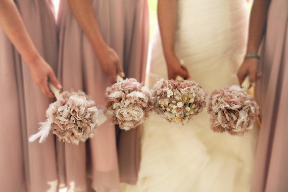 Svadobné kytice inak - Obrázok č. 5