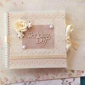 Svadobný album - svadobná kniha hostí,