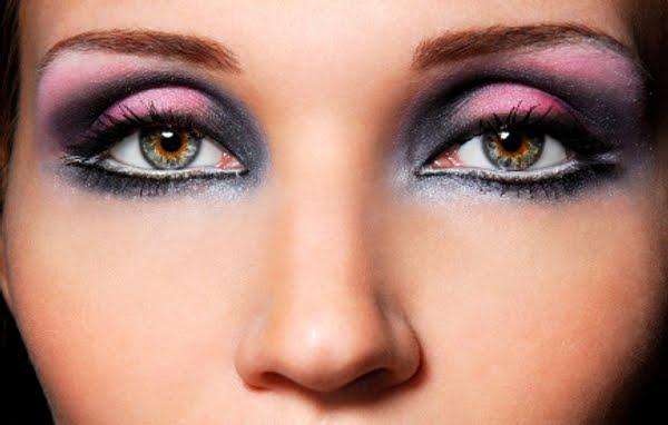 Hot pink make-up - Obrázok č. 2