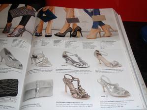 Ty boty uprostred jsem si vybrala jako svatebni - nizky podpatek a jsou krasne siroke, tak me nebudou tlacit.. Next.
