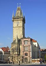 Staromestska radnice v Praze - misto naseho svatebniho obradu,, zamluveno, zaplaceno :-)