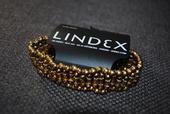 Zlaty naramok Lindex,