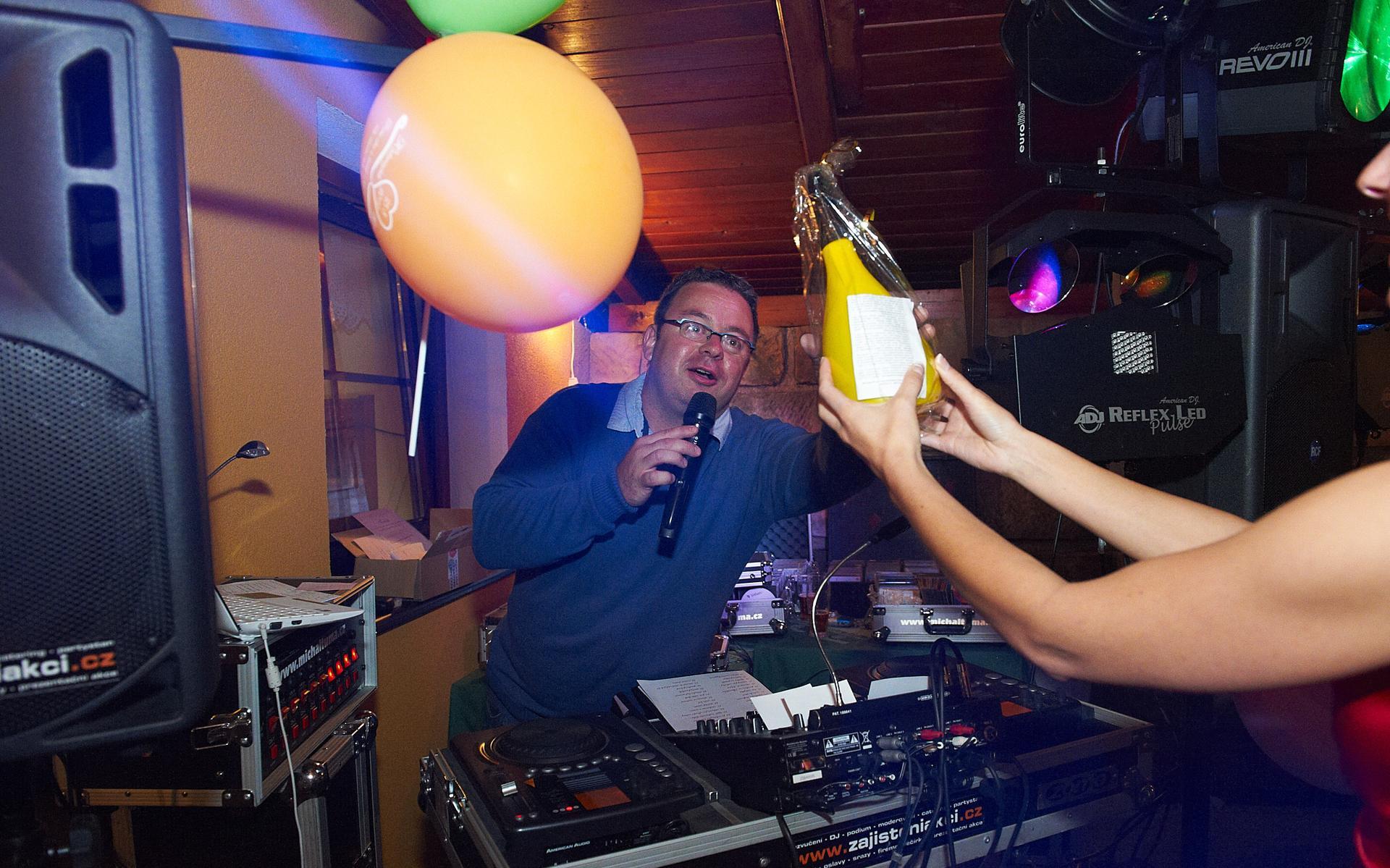 michaltuma - DJ / moderátor na svatbu