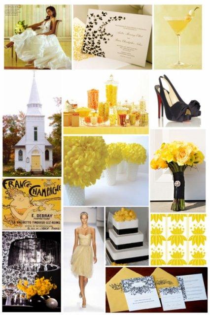 Wedding black and white - Obrázok č. 11