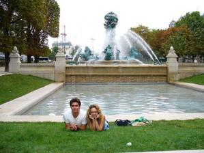 naša svadobna cesta bola v Paríži