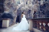 Svatební šaty Vera Wang originál, 36