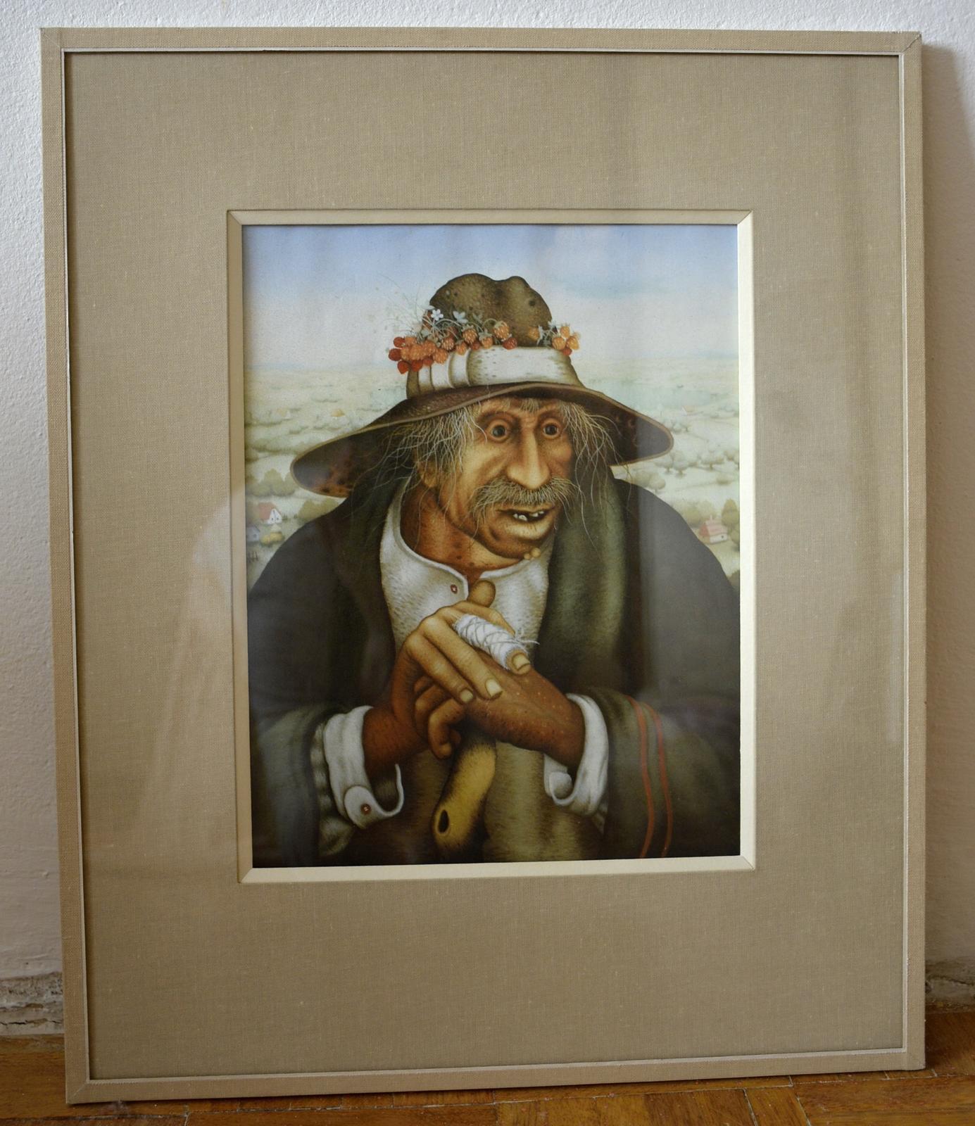 Reprodukce obrazů Mijo Kovačice - Obrázek č. 1