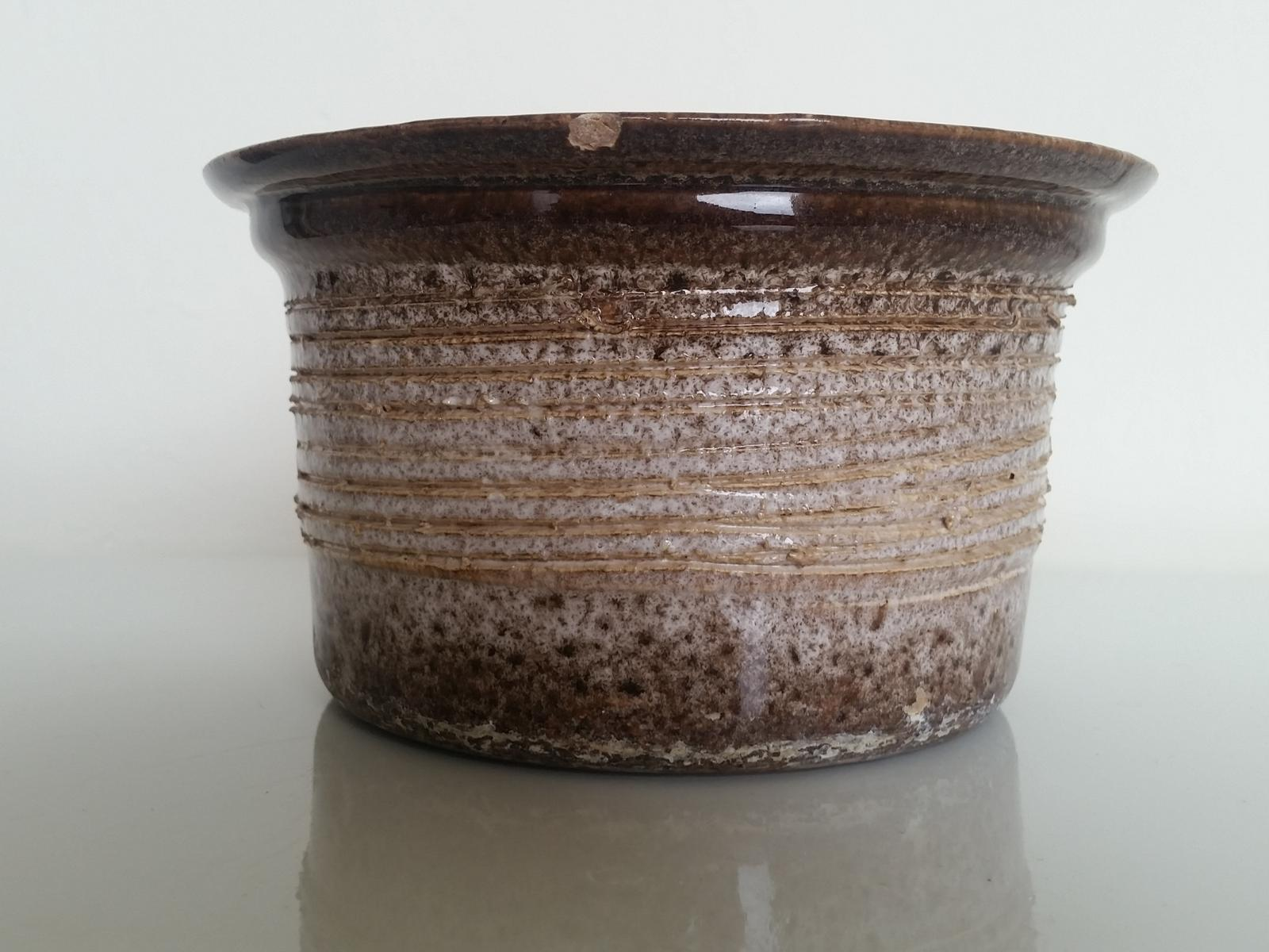 keramické květináče s glazurou - Obrázek č. 3