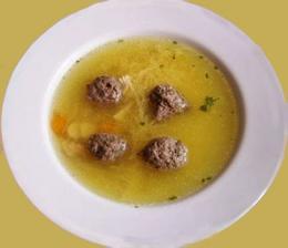 polévka bude klasika :-)