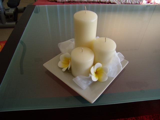 R+S 18.10.2008 - Len to musim vymysliet tak, aby som nezalozila poziar na vlastnej svadbe ;-)