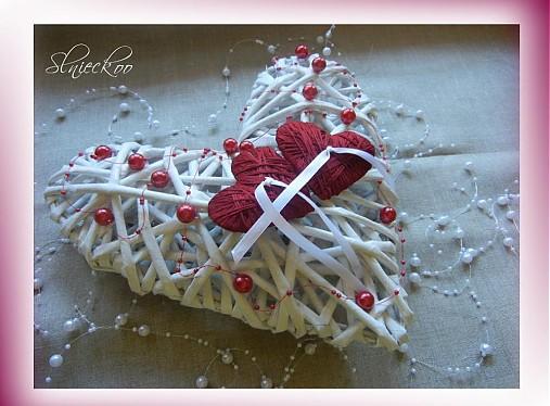 Naša romantic-rustic svadba ♥ - Asi nie, ale páči sa mi :)