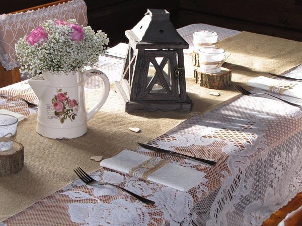 Naša romantic-rustic svadba ♥ - Tiež krásne :)