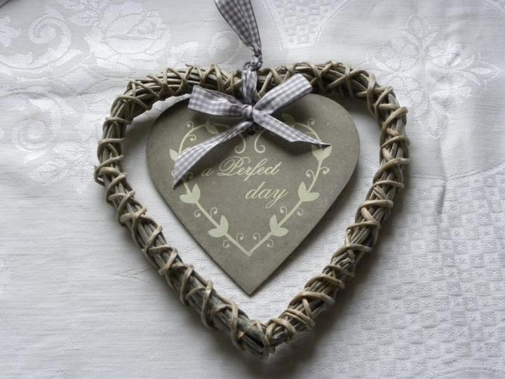 Naša romantic-rustic svadba ♥ - Na dvere :)