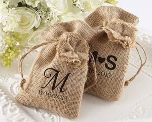 Naša romantic-rustic svadba ♥ - Ako zabaliť darček :)