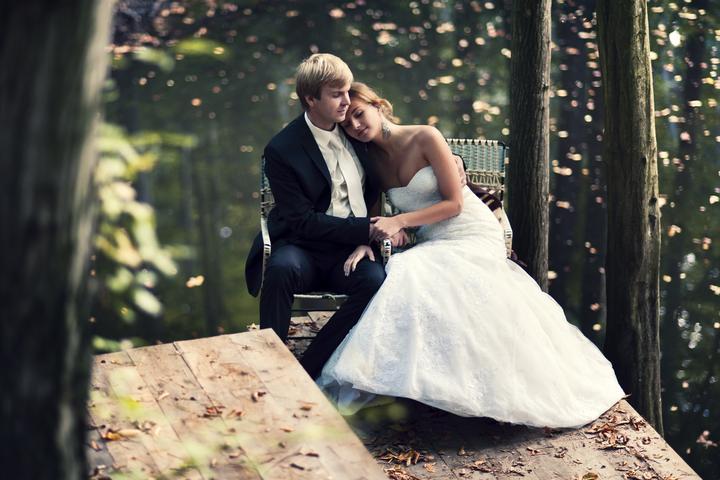 Najkrajšie svadobné fotografie 💑 - Obrázok č. 33