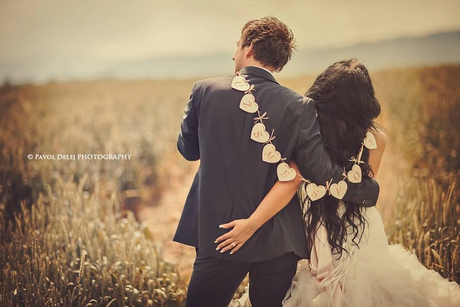 Najkrajšie svadobné fotografie 💑 - Obrázok č. 8
