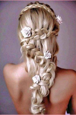 Kvety vo vlasoch 🌸 - Obrázok č. 6