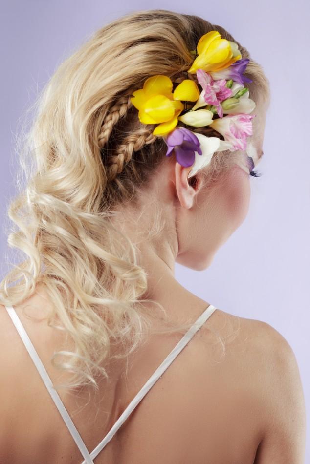 Kvety vo vlasoch 🌸 - Obrázok č. 13