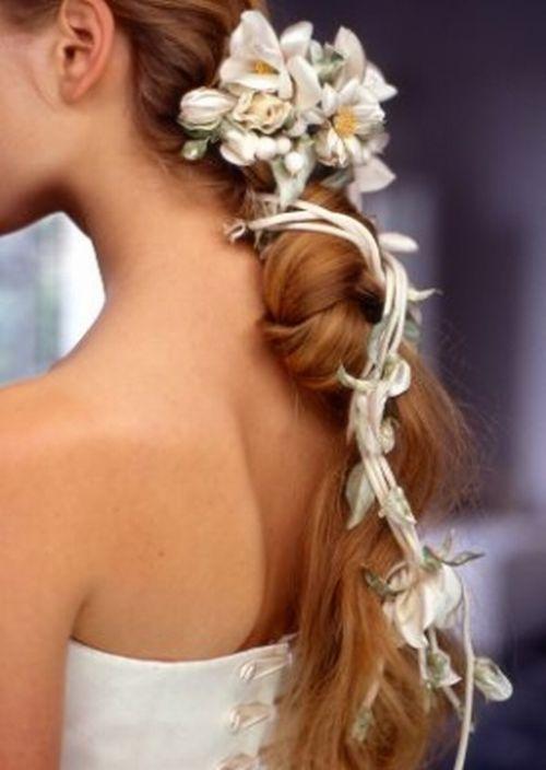 Kvety vo vlasoch 🌸 - Obrázok č. 30