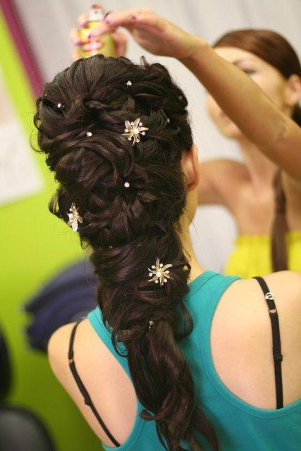 Kvety vo vlasoch 🌸 - Obrázok č. 56