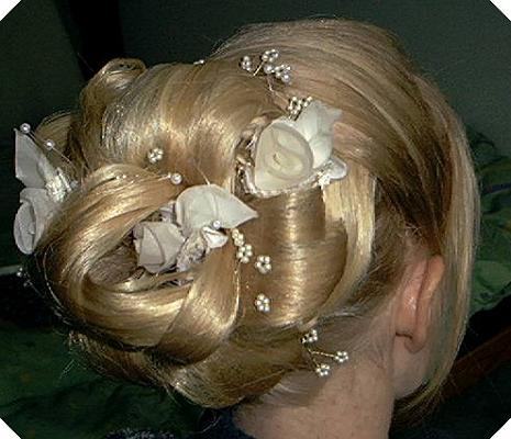 Kvety vo vlasoch 🌸 - Obrázok č. 67
