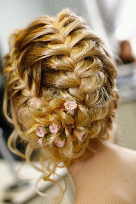 Kvety vo vlasoch 🌸 - Obrázok č. 78