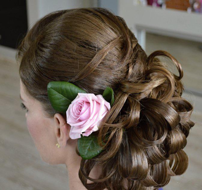 Kvety vo vlasoch 🌸 - Obrázok č. 79