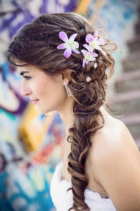 Kvety vo vlasoch 🌸 - Obrázok č. 88