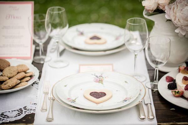 Naša romantic-rustic svadba ♥ - Linecké srdiečka budú :-)