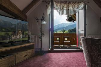 Svadobná noc - Apartmán Grand - Penzión Strachan Ždiar :)