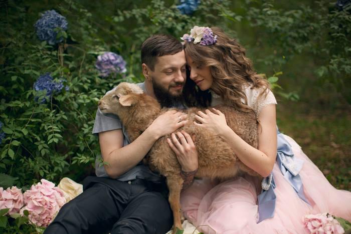 Zvieratká na svadbe 🐾 - Obrázok č. 83