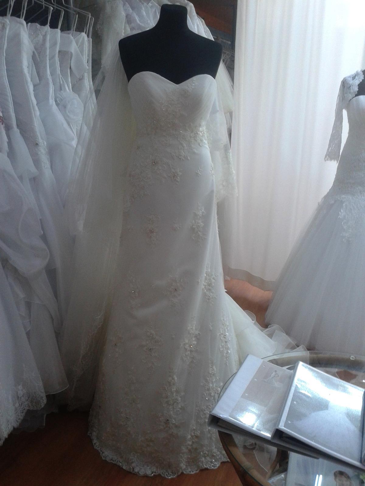 Naša romantic-rustic svadba ♥ - Najbližšie mojej predstave :)