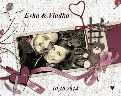 Naša romantic-rustic svadba ♥ - 97 dní... :)