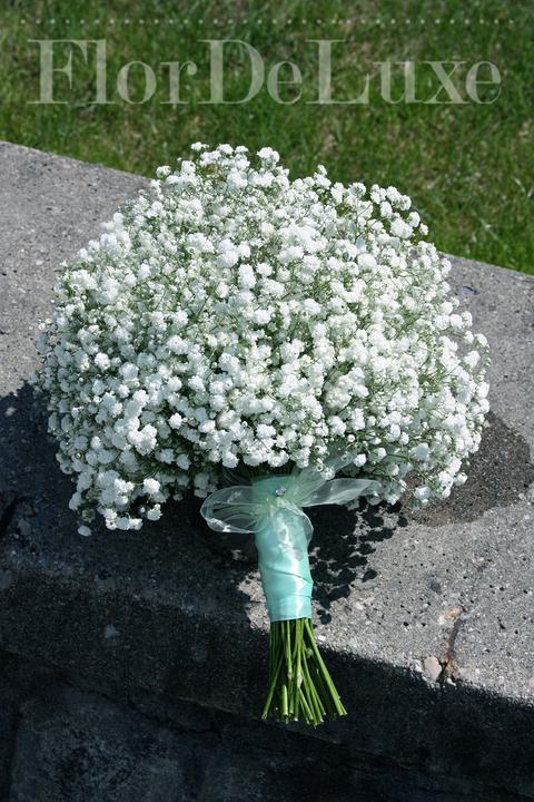 Naša romantic-rustic svadba ♥ - Krásna kytička:)