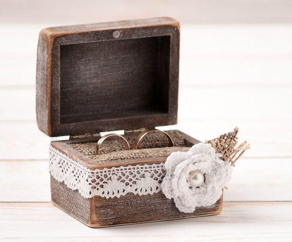 Naša romantic-rustic svadba ♥ - Krásna krabička:)