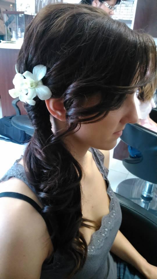 Kvety vo vlasoch 🌸 - Obrázok č. 94